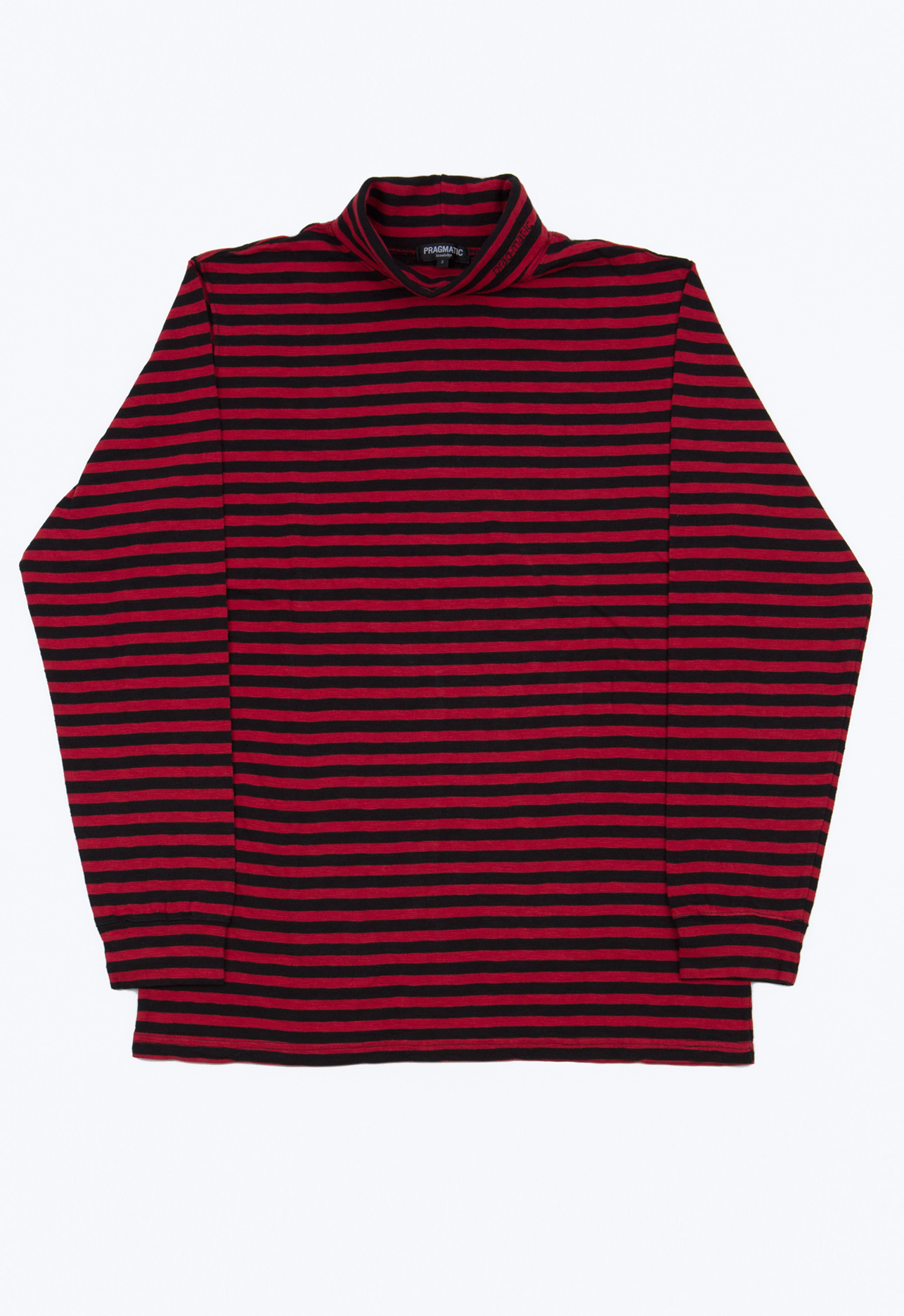 TURTLE NECK RED
