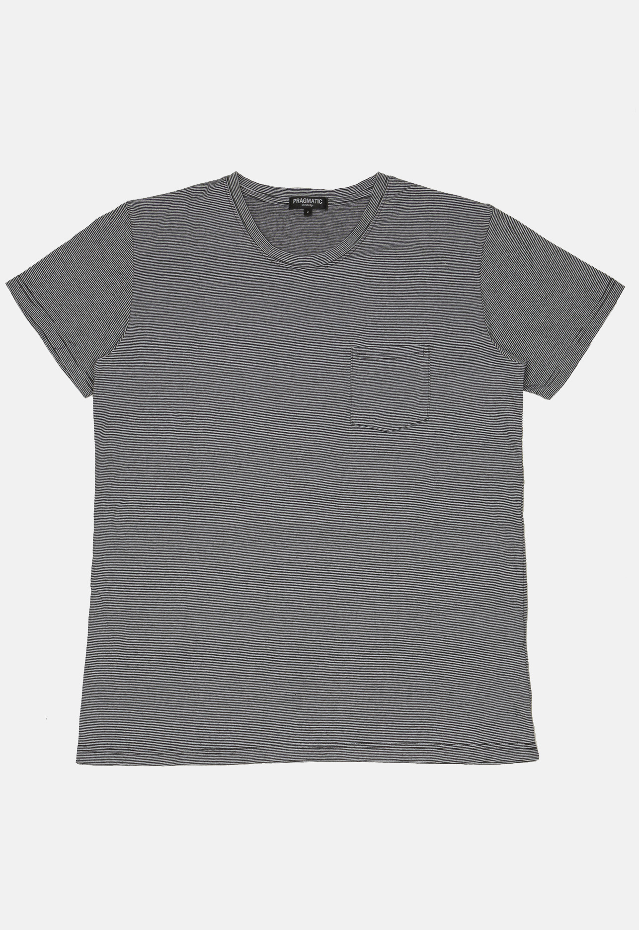 POCKET T-SHRITS BLACK