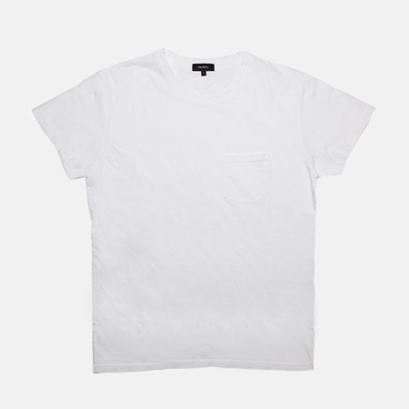 POCKET T WHITE