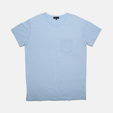 POCKET T SKY BLUE