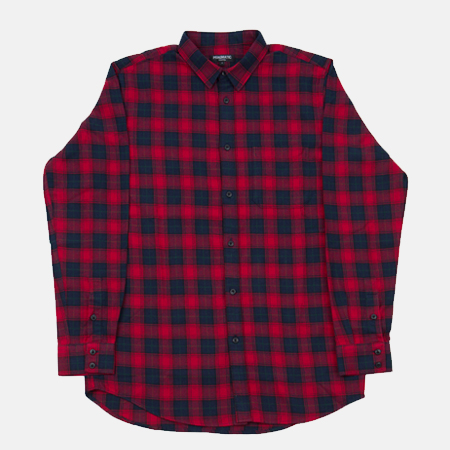 FLANNEL SHIRTS RED