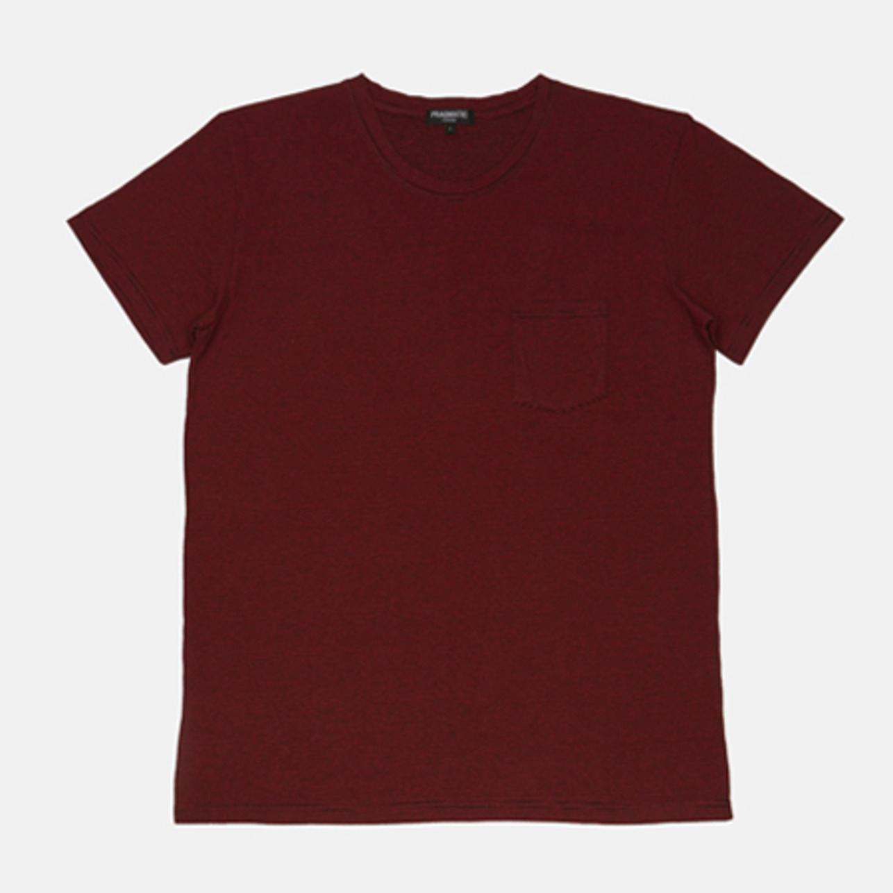 POCKET T-SHRITS RED