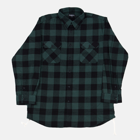 BIG SHIRTS GREEN