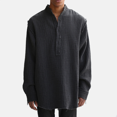 3 LAYER SHIRTS BLACK