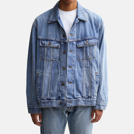 BIG DENIM JKT BLUE